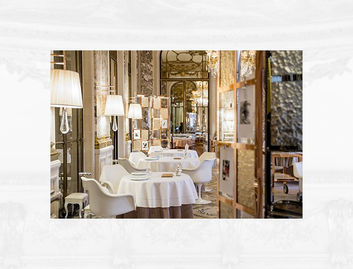 le meurice alain ducasse restaurant gastronomique paris. Black Bedroom Furniture Sets. Home Design Ideas
